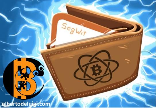segwit wallet electrum