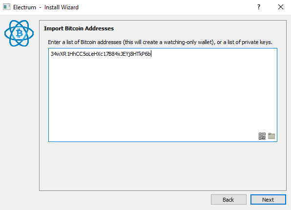 Electrum Recover Trezor Rippex Wallet Creation – Compositing Pro
